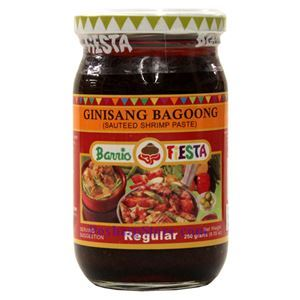 Picture of Barrio Fiesta Regular Sauteed Shrimp Paste (Ginisang Bagoong) 8.8 Oz