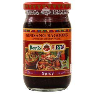 图片 Barrio Fiesta牌菲律宾辣味炒虾酱 250克