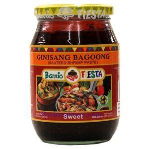 图片 Barrio Fiesta牌菲律宾甜味炒虾酱 500克
