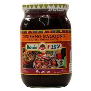Picture of Barrio Fiesta Regular Sauteed Shrimp Paste (Ginisang Bagoong) 17.6 Oz