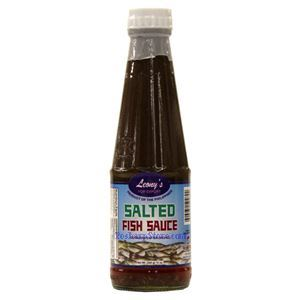Picture of Leong's Salted Fish Sauce 12 Oz