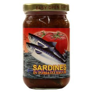 Picture of Leong's Sardines in Tomato Sauce 8 Oz