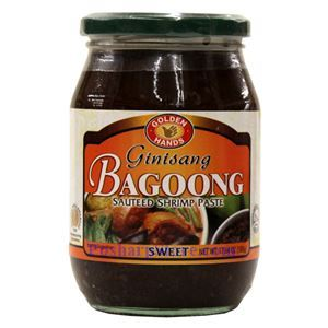 Picture of Golden Hands Sweet Sauteed Shrimp Paste (Ginisang Bagoong) 17.6 Oz
