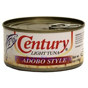 Picture of Century Light Tuna with Adobo Style 6.4 oz