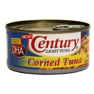 Picture of Century Light Tuna with Corned Style 6.4 oz
