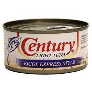 图片 Century牌菲律宾椰味金枪鱼 180克