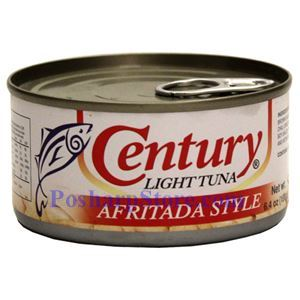 Picture of Century Light Tuna With Afritada Style 6.4 oz