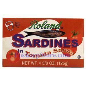 图片 Roland牌西班牙番茄沙丁鱼 125克