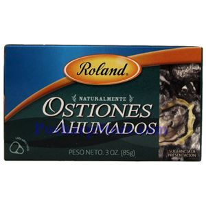 Picture of Roland Smoked Oysters (Ostiones Ahumados) 3 oz