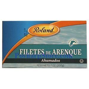 图片 Roland牌西班牙熏制鲱鱼 200克