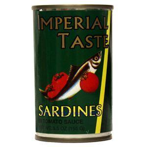 图片 Imperial Taste牌番茄沙丁鱼 155克
