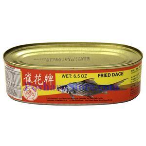 图片 雀花牌鲜炸鲮鱼 184克