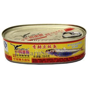 Picture of Eagle Coin Fried Dace with Spicy Sauce 6.5 Oz