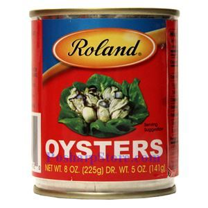 Picture of Roland Oysters 8 Oz