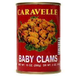 图片 Caravelle 牌幼嫩蛤蜊 290克