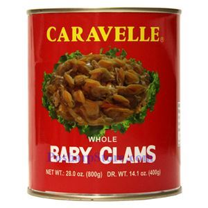 Picture of Caravelle Baby Clams 1.75 Lbs