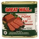 Picture of Great Wall Chopped Pork & Ham Luncheon Loaf 12 oz