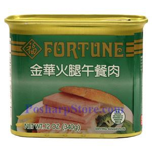 Picture of Fortune Ham & Pork Luncheon Meat 12 oz