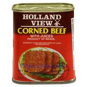 Picture of Holland View Corned Beef with Juices 12 oz