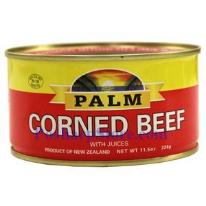 Picture of Palm Corned Beef With Juices 11.5 oz