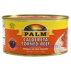 Picture of Palm Caldereta Corned Beef With Juices 12 oz