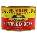 Picture of Palm Corned Beef With Juices 15 oz