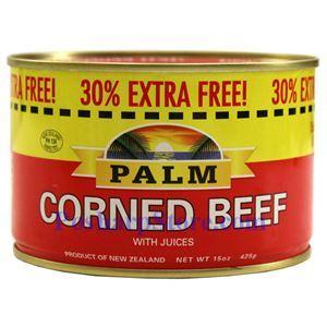 图片 Palm 牌新西牛肉罐头 425克