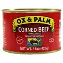 Picture of OX & Palm Corned Beef With Juices 15 oz