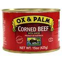 图片 OX & Palm牌澳大利亚牛肉罐头 425克