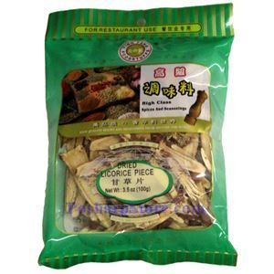 Picture of Yingfeng Foodstuff Liquorice Root 3.5 Oz