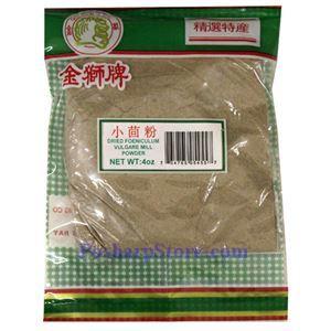 图片 金狮牌小茴香粉 114克