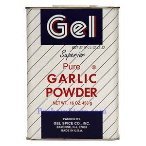 Picture of Gel Spice Superior Pure Garlic Powder 16 Oz