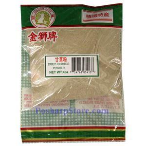 Picture of Golden Lion Liquorice Powder 4 Oz
