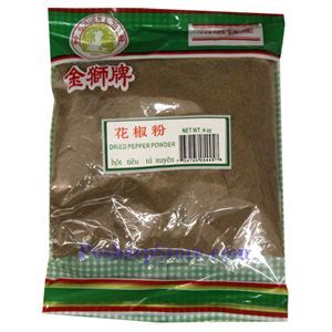 Picture of Golden Lion Sichuan Peppercorn Powder 4 Oz