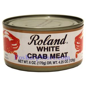 Picture of Roland White Crab Meat 6 Oz