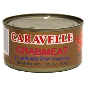 Picture of Caravelle Crab Meat 6 Oz