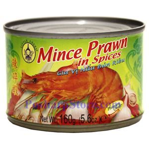 Picture of Little Angel Mince Prawns in Spices (Gia Vi Nau Bun Rieu) 5.6 Oz