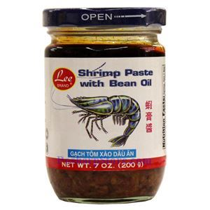 Picture of Lee Brand Shrimp Paste with Bean Oil (Gach Tom Xao Dau An) 7 Oz