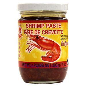 Picture of Cock Brand Shrimp Paste with Bean Oil (Gach Tom Xao Dau An) 7 Oz