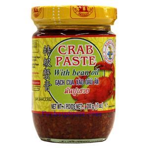 Picture of Nang Fah Crab Paste with Bean Oil (Gach Cua Xao Dau An) 7 Oz