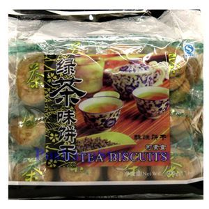 Picture of Hongda Green Tea Biscuits 17.6 Oz