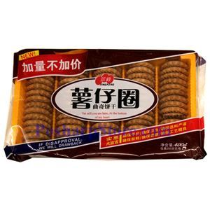 Picture of JingFeng Sweet Potato Ring Cookies 14 Oz