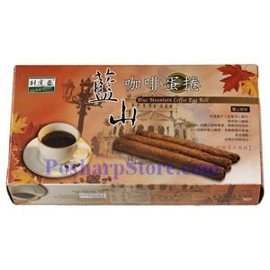 Picture of Lidasheng Blue Mountain Coffee Egg Rolls 9.17 Oz