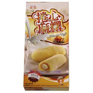 Picture of Royal Family Sweet Potato Milk Mochi Rolls 5.3 Oz