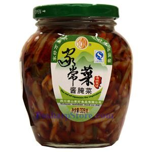 Picture of Jiahao Homestyle Spicy Pickled Vegetables 11.5 Oz