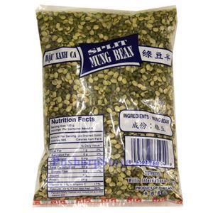 图片 Willis 牌泰国绿豆半 400克