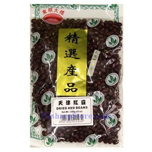Picture of Dongming Bridge Tianjin Red Beans 12 Oz