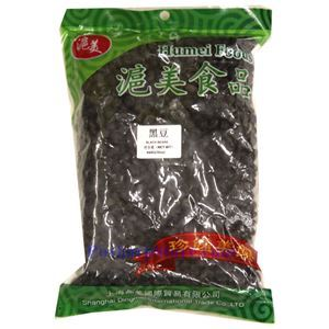 Picture of Humei Black Beans 12 Oz