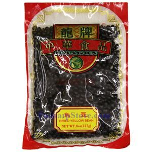 Picture of Dragon Black Beans 8 Oz
