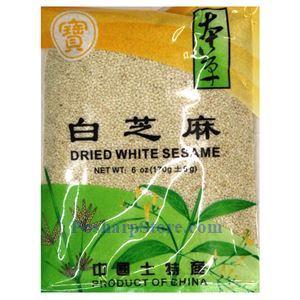 Picture of Bencao White Sesame 6 Oz